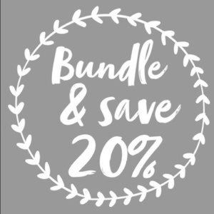 Other - Save 20% off 2 or more items!